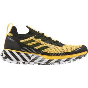 adidas TERREX Two Parley Running Shoes Men sogold/core black/footwear white